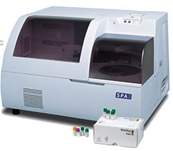 SPA Plus, spa plus binding site, Assays, Nephelometry Analyzer, clinical chemistry